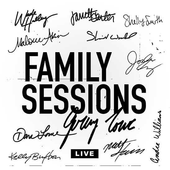 family sessions album artwork