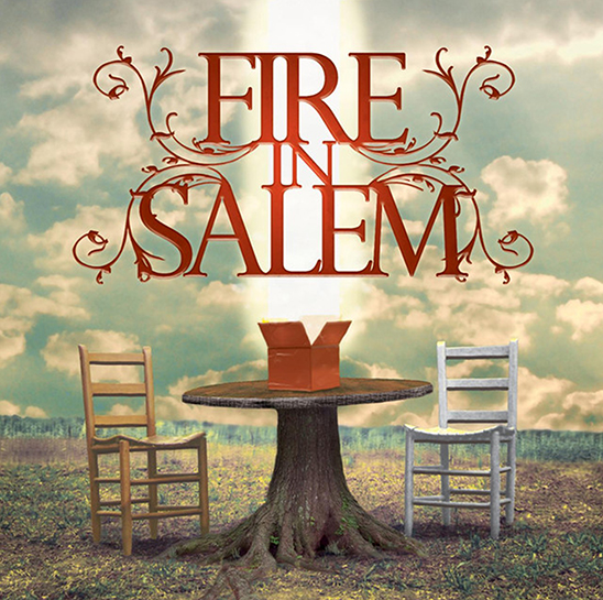 Fire In Salem album artwork